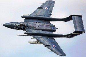 Recent addition to the Fly Navy Historic Trust - Sea Vixen FAW Mk2 G-CVIX